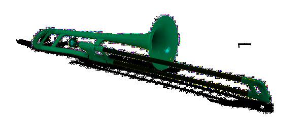 Jiggs pBone Green (Grün)