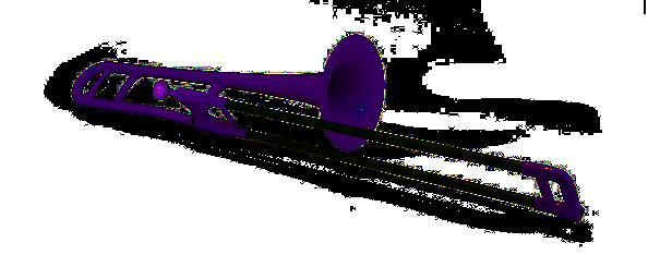Jiggs pBone Purple (Violett)